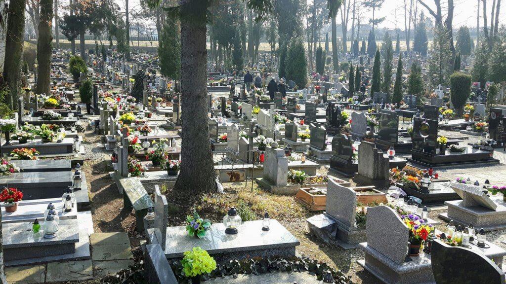 Bolesławiecki cmentarz